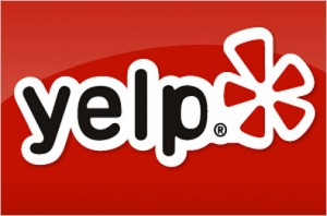 yelp review app